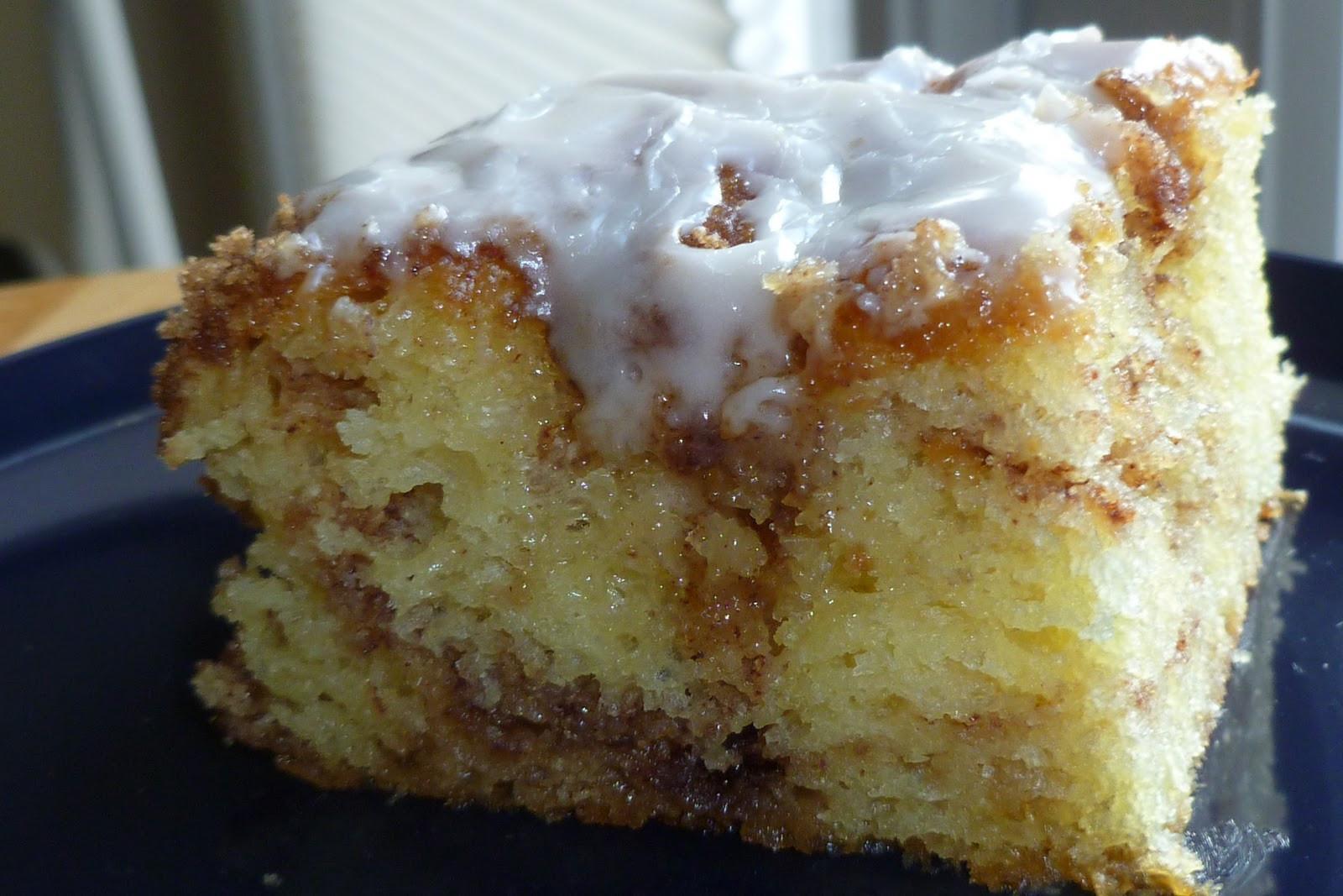Recipe For Honeybun Cake  The Pastry Chef s Baking Honeybun Cake