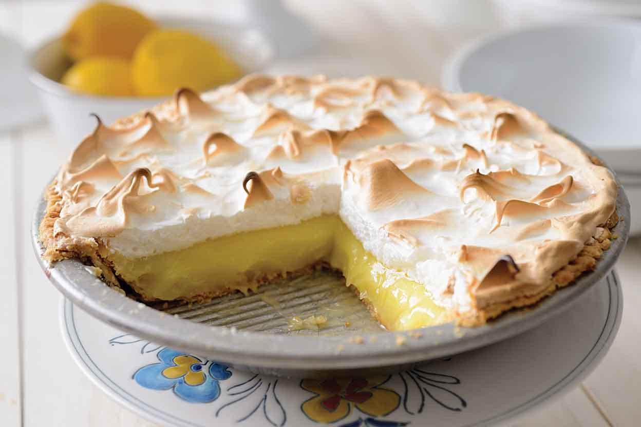 Recipe For Lemon Meringue Pie  Classic Lemon Meringue Pie Recipe