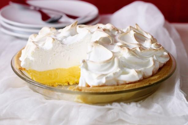 Recipe For Lemon Meringue Pie  raspberry meringue pie recipe easy