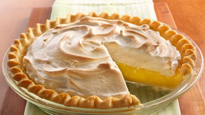 Recipe For Lemon Meringue Pie  Lemon Meringue Pie Recipe Pillsbury
