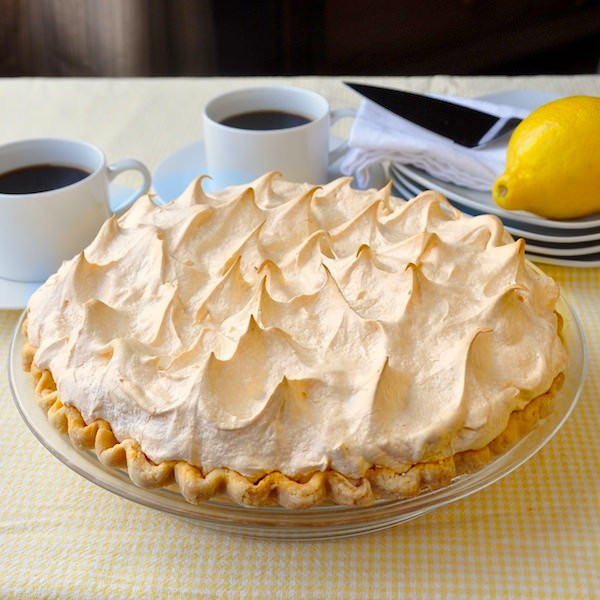 Recipe For Lemon Meringue Pie  Homemade Lemon Meringue Pie old fashioned & scratch made