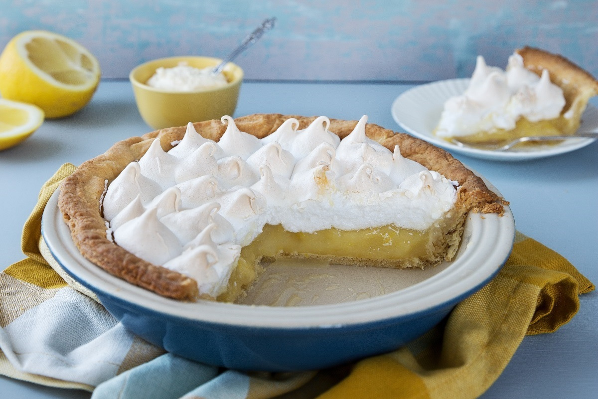 Recipe For Lemon Meringue Pie  Lemon Meringue Pie Recipe