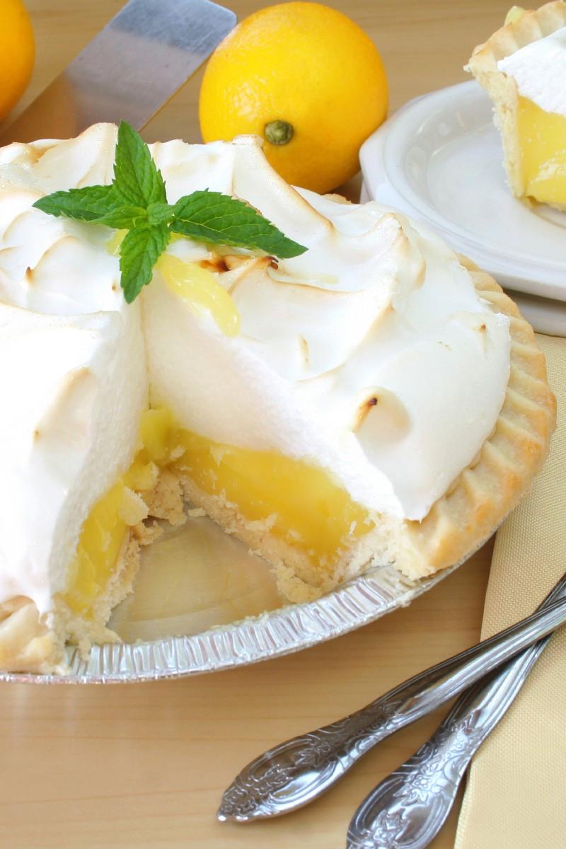 Recipe For Lemon Meringue Pie  Grandma s Lemon Meringue Pie