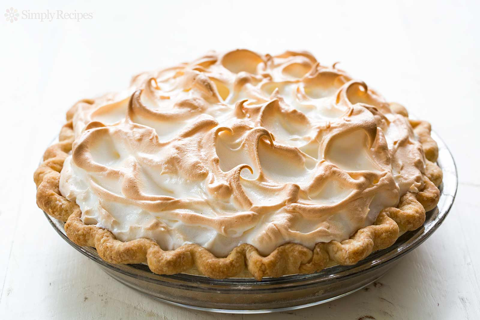 Recipe For Lemon Meringue Pie  The BEST Lemon Meringue Pie Perfect Meringue Tip
