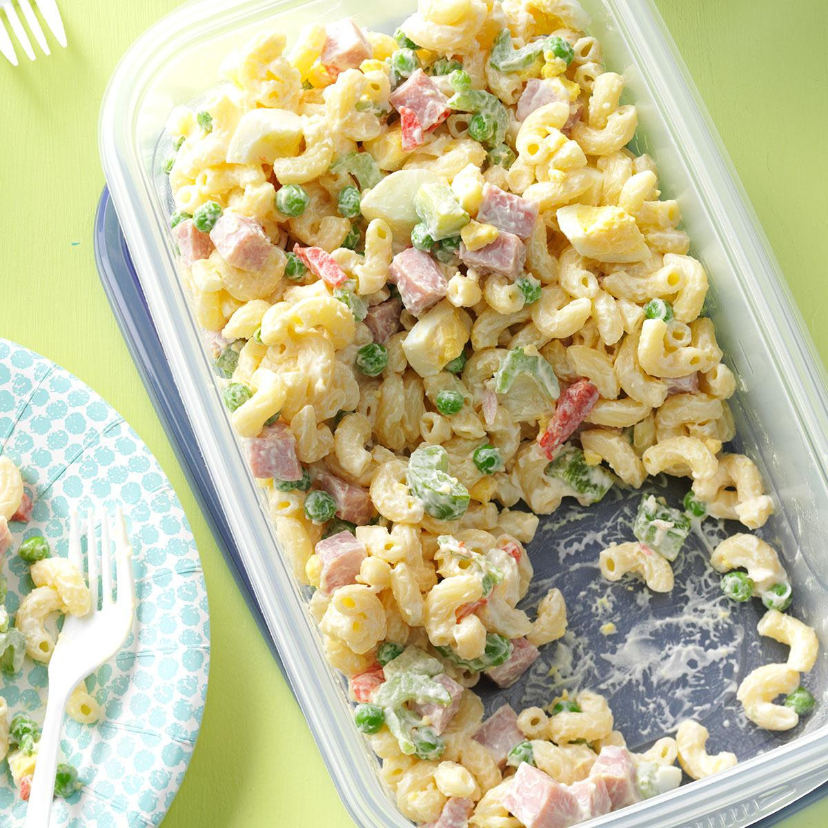 Recipe For Macaroni Salad  Easy Macaroni Salad Recipe