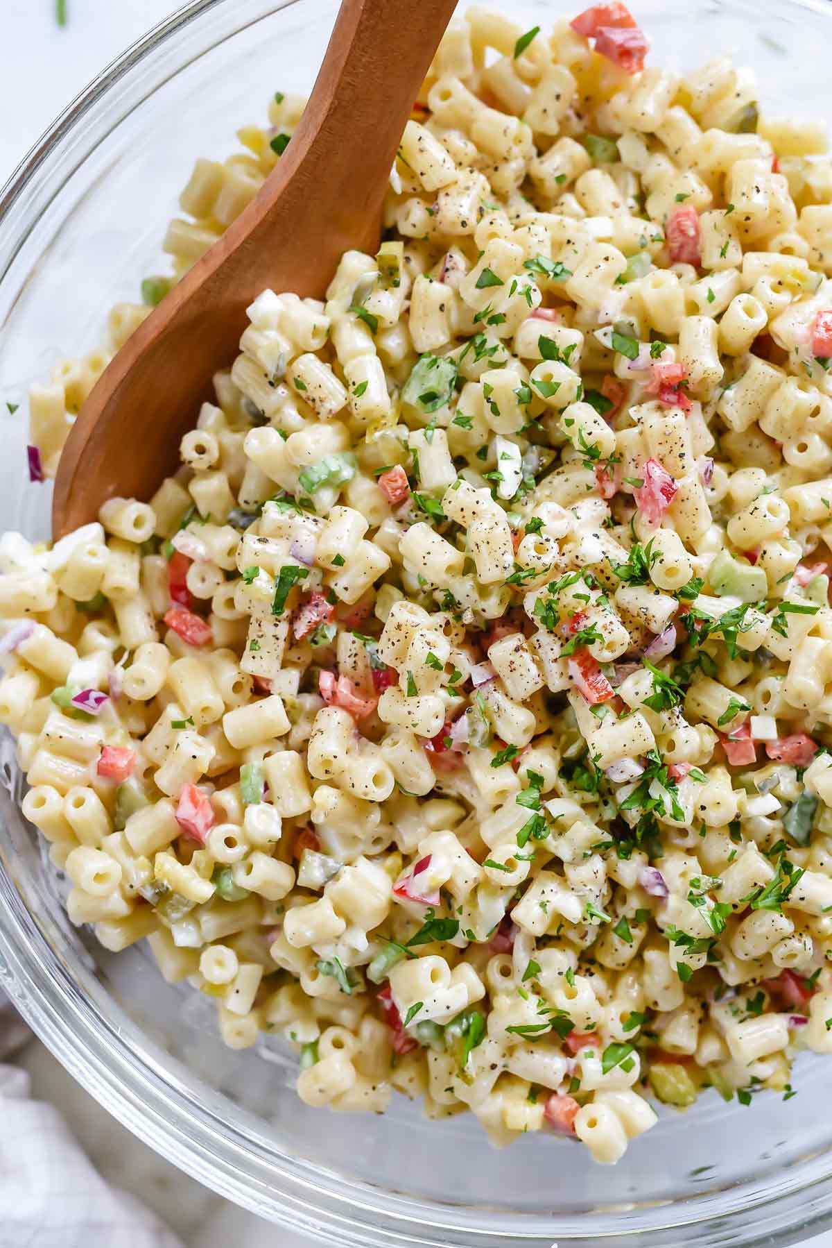 Recipe For Macaroni Salad  How to Make Classic Macaroni Salad