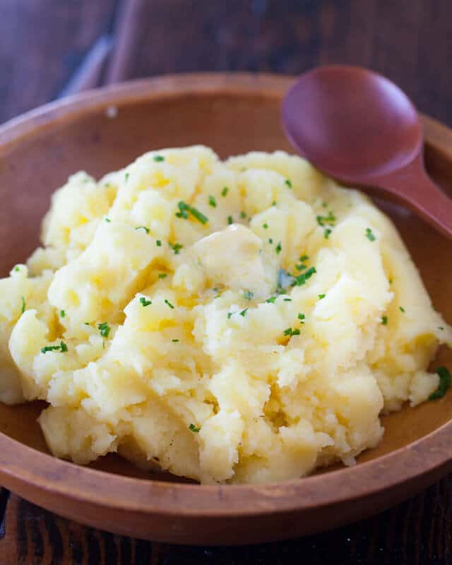 Recipe For Mashed Potatoes  Very Best Mashed Potatoes Recipe