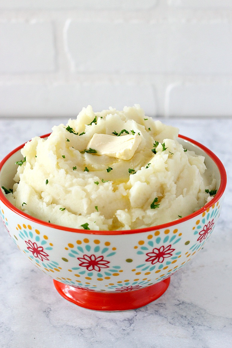Recipe For Mashed Potatoes  Instant Pot Mashed Potatoes Recipe Crunchy Creamy Sweet