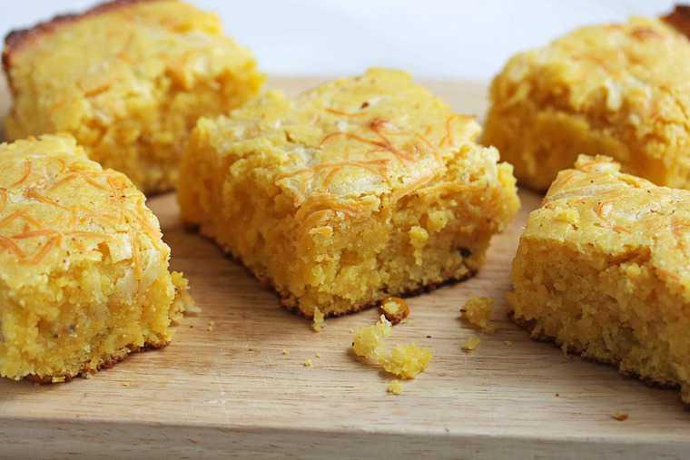 Recipe For Mexican Cornbread  Mexican Cornbread Recipe Grandbaby Cakes