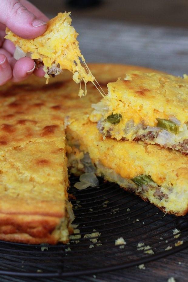 Recipe For Mexican Cornbread  Mom s Mexican Cornbread Southern Bite
