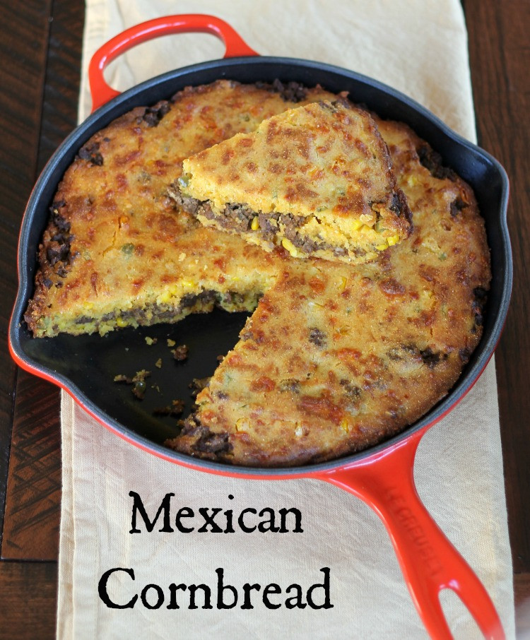 Recipe For Mexican Cornbread  Mexican Cornbread Recipe