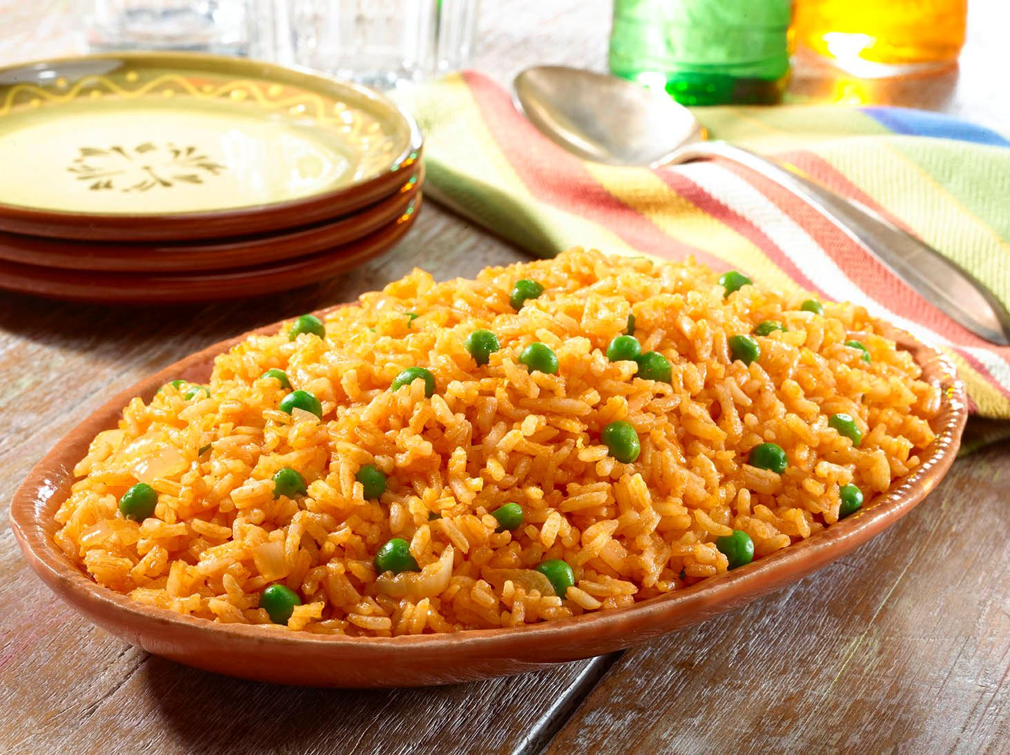 Recipe For Mexican Rice  authentic mexican rice