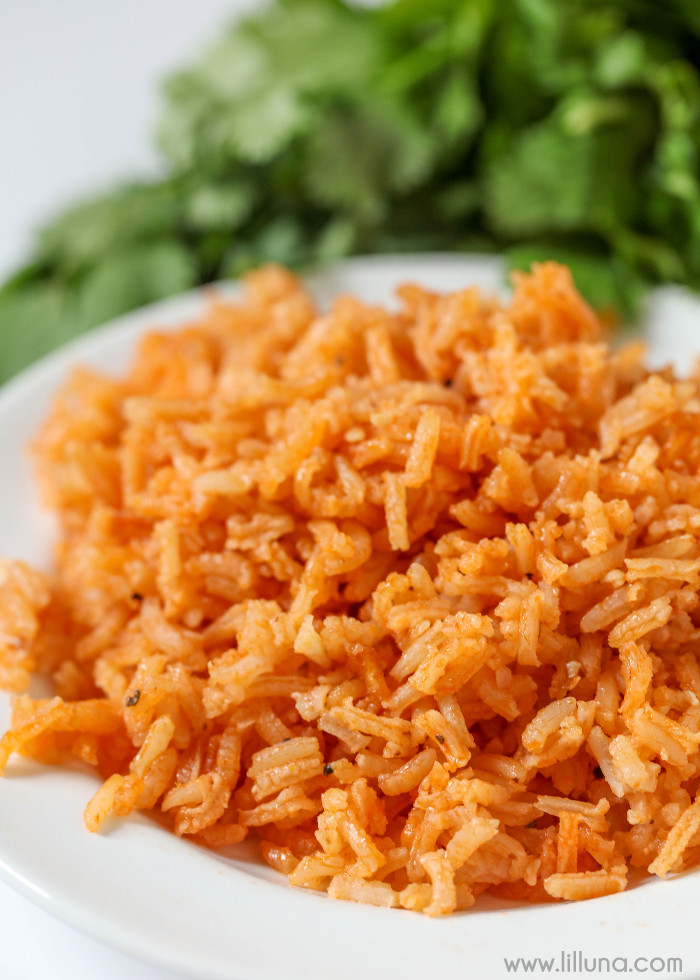 Recipe For Mexican Rice  This Best Spanish Rice Recipe is Easy and Homemade