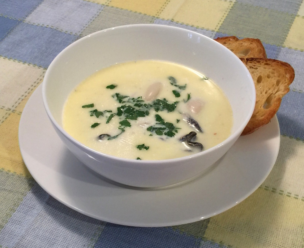 Recipe For Oyster Stew  Oyster Stew The Old Fashioned Way Recipe Finding Our