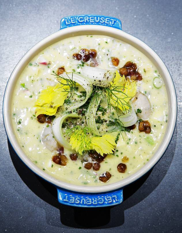 Recipe For Oyster Stew  Recipe Virginia Oyster Stew WSJ