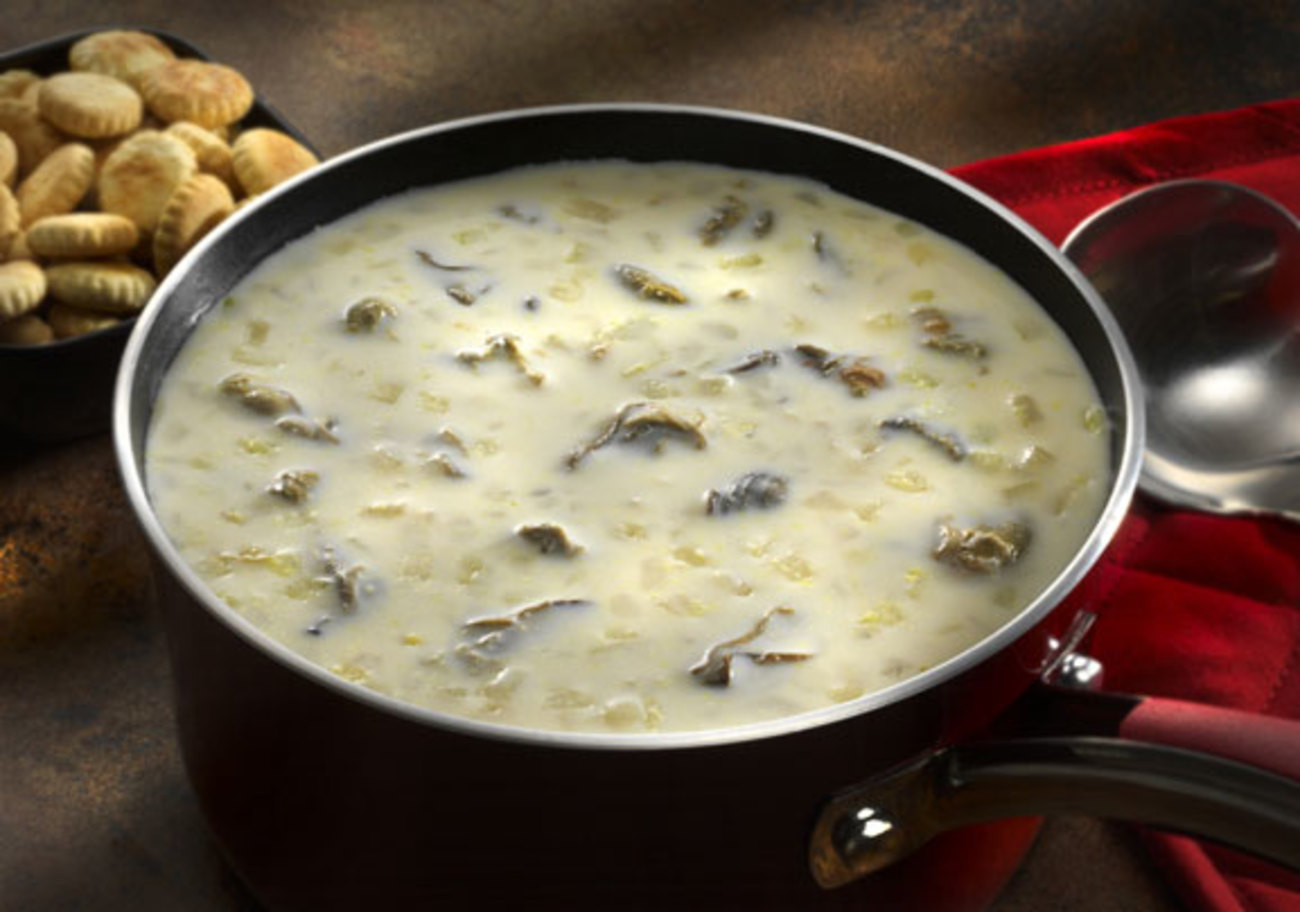 Recipe For Oyster Stew  Oyster Stew