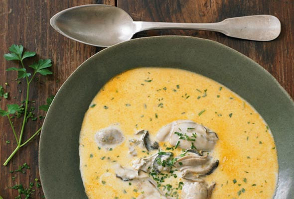 Recipe For Oyster Stew  Oyster Stew Recipe