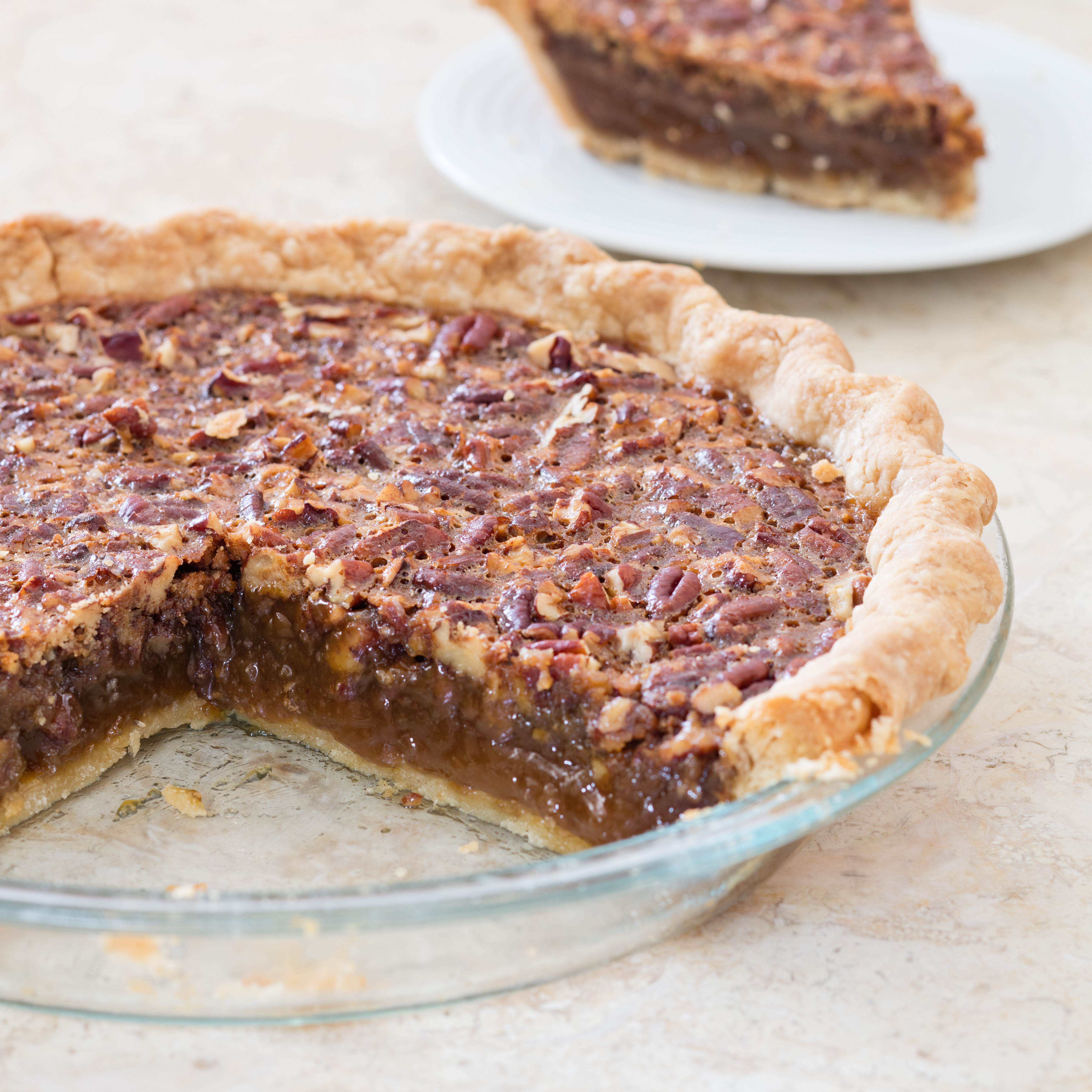 Recipe For Pecan Pie  pecan pie recipe without corn syrup