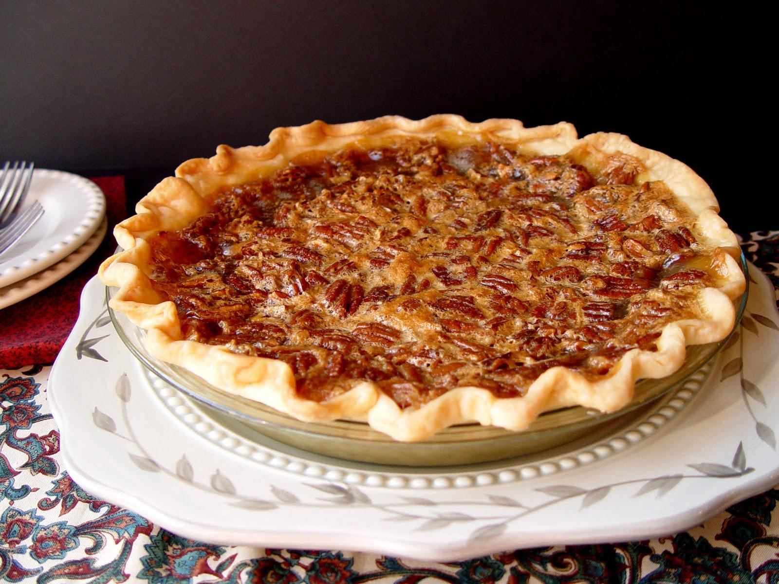 Recipe For Pecan Pie  Classic Pecan Pie