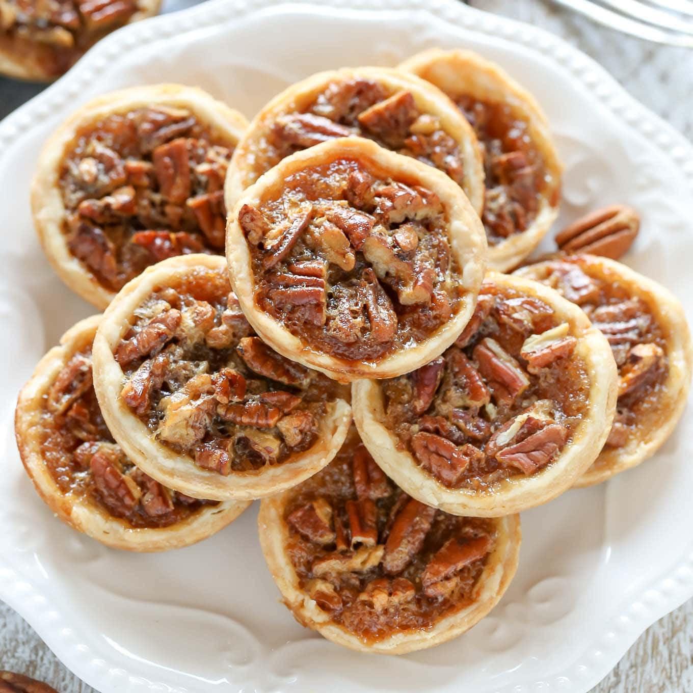 Recipe For Pecan Pie  Mini Pecan Pies
