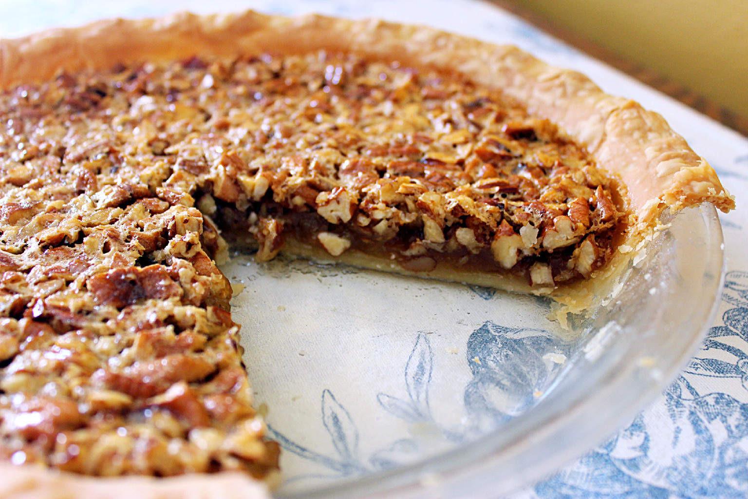 Recipe For Pecan Pie  Classic Southern Pecan Pie