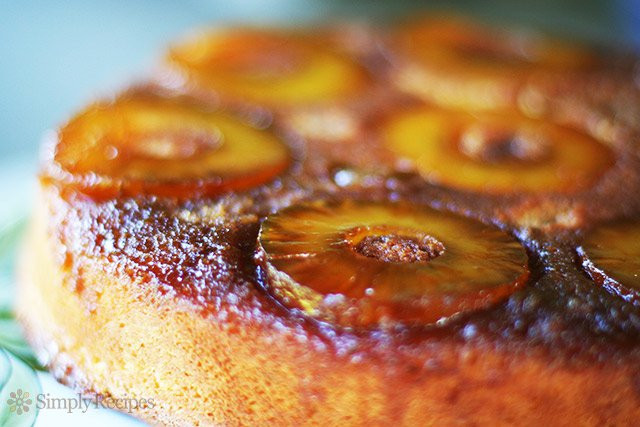Recipe For Pineapple Upside Down Cake  Pineapple Upside Down Cake Recipe