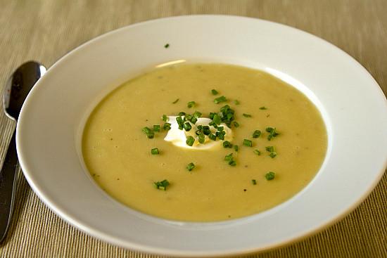 Recipe For Potato Leak Soup  Creamy Potato Leek Soup Recipe