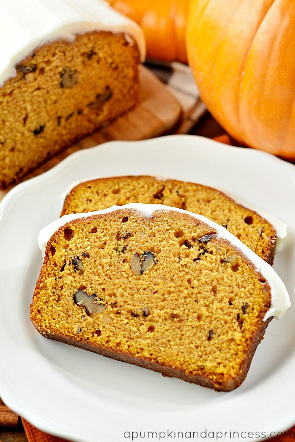 Recipe For Pumpkin Bread  easy pumpkin bread recipe