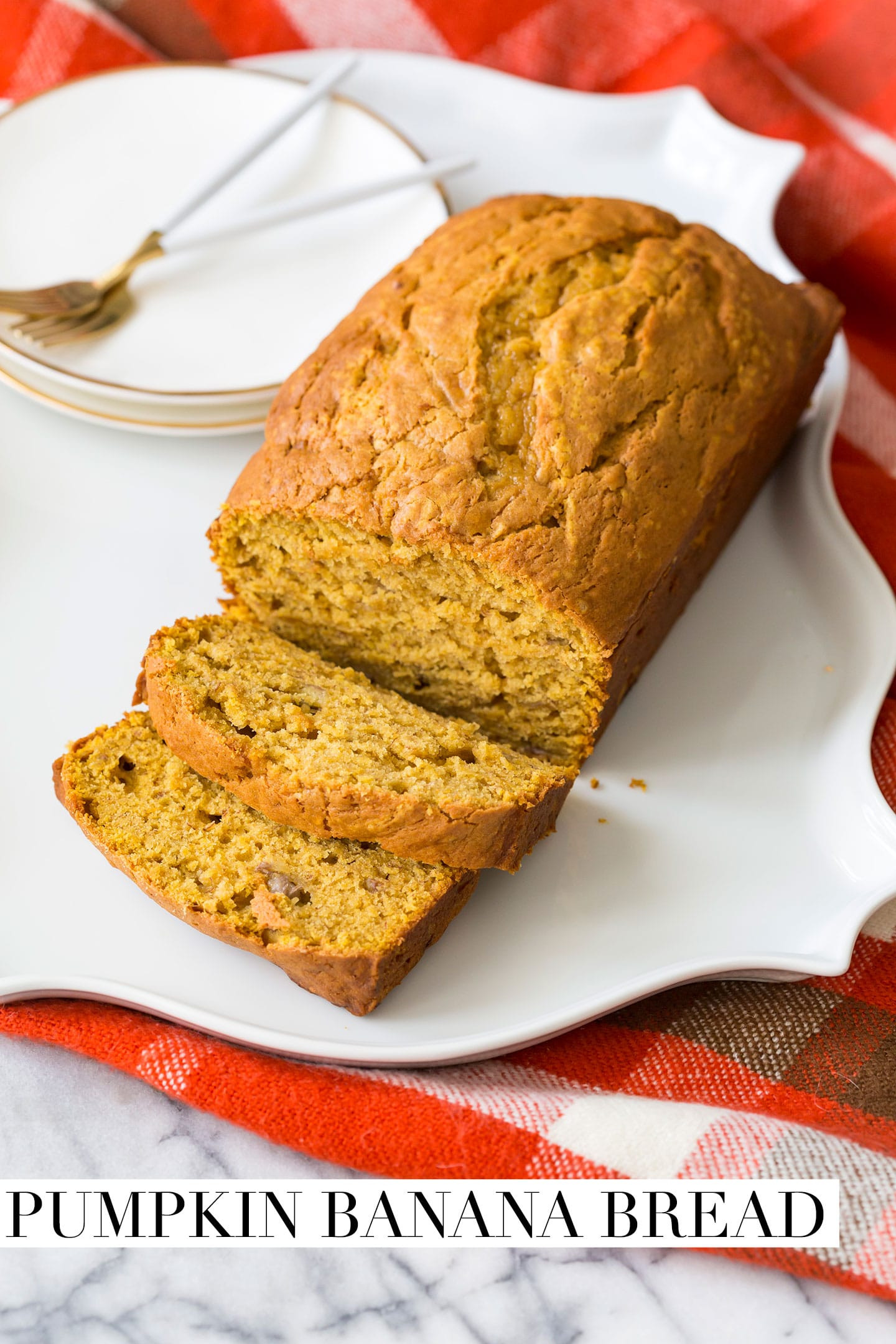 Recipe For Pumpkin Bread  Pumpkin Banana Bread Recipe Must Try Delicious Recipe