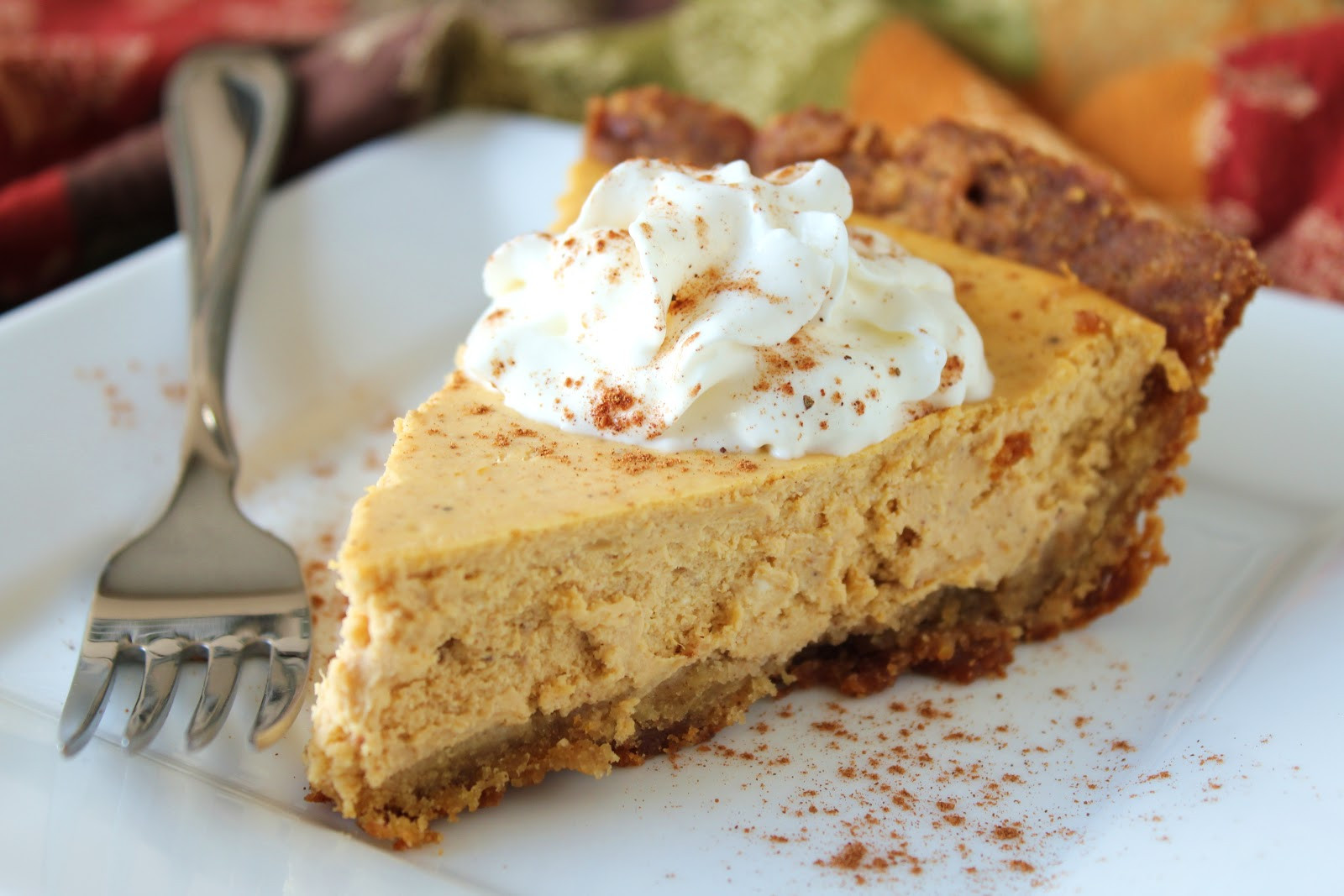 Recipe For Pumpkin Cheesecake  Delicious as it Looks Fructose Free Thanksgiving Pumpkin