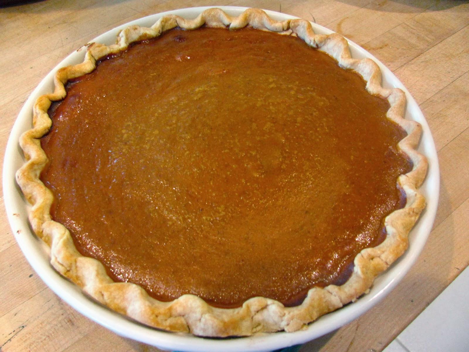 Recipe For Pumpkin Pie  Rita s Recipes Favorite Pumpkin Pie