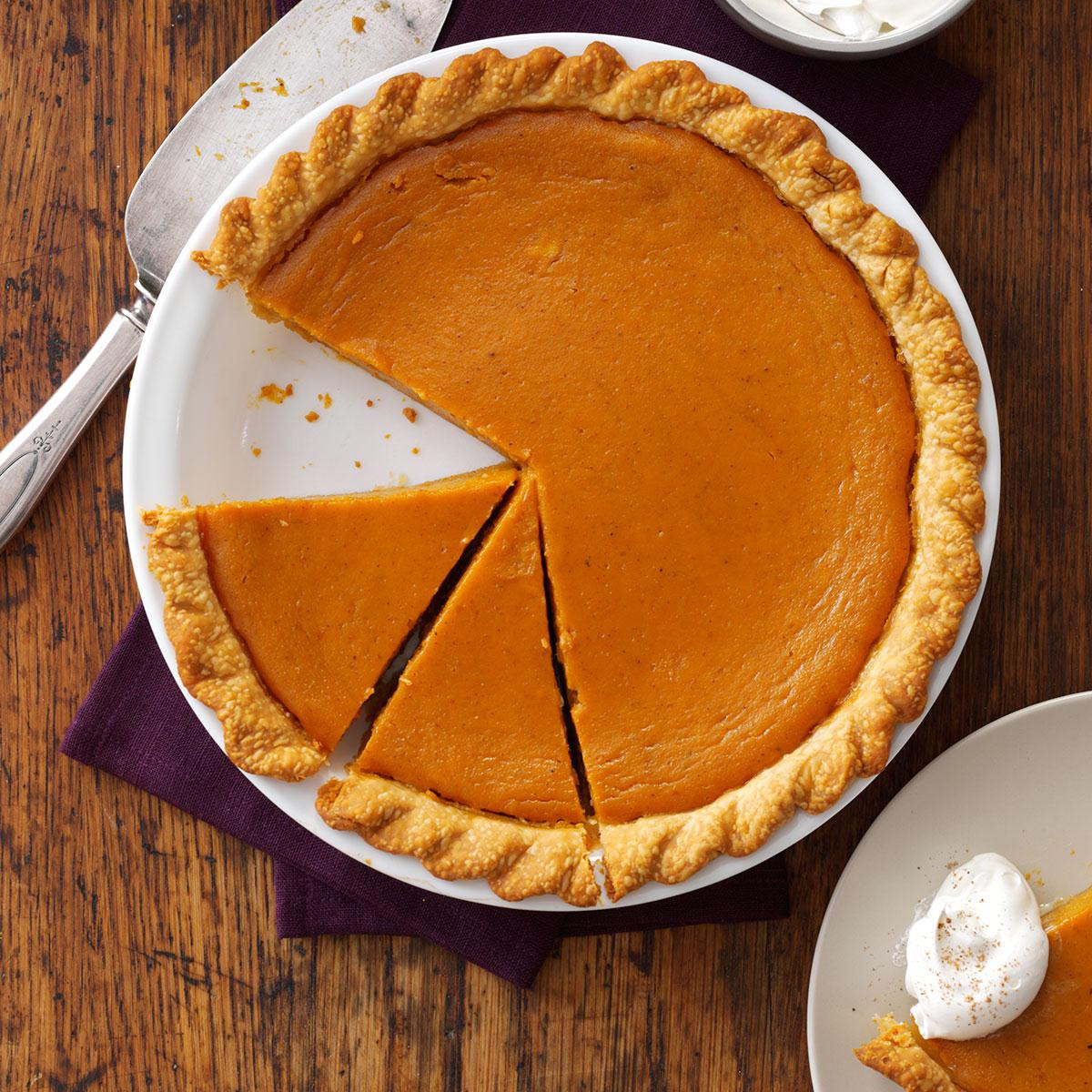 Recipe For Pumpkin Pie  Maple Sugar Pumpkin Pie Recipe