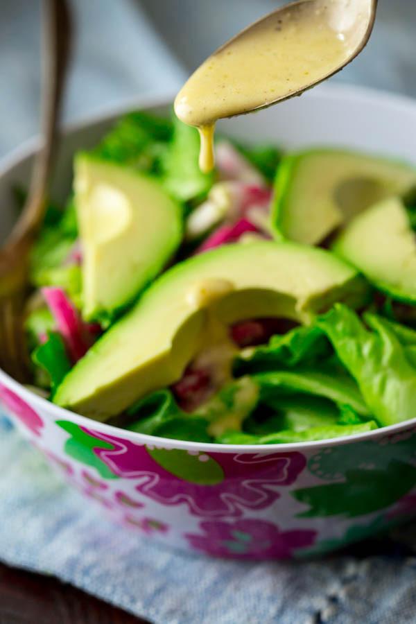 Recipe For Salad Dressings  apple cider vinegar salad dressing Healthy Seasonal Recipes