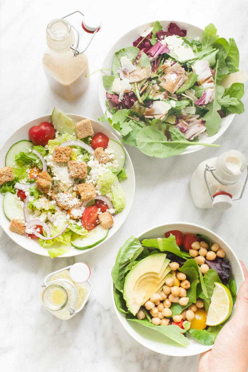 Recipe For Salad Dressings  8 Healthy Salad Dressing Recipes You Should Make at Home