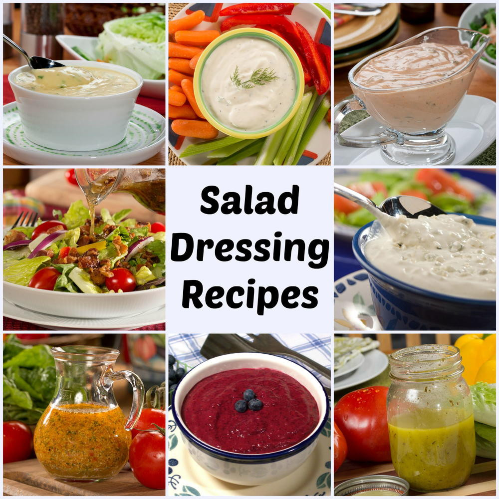 Recipe For Salad Dressings  33 Cheap Easy Salad Dressings to Make at Home