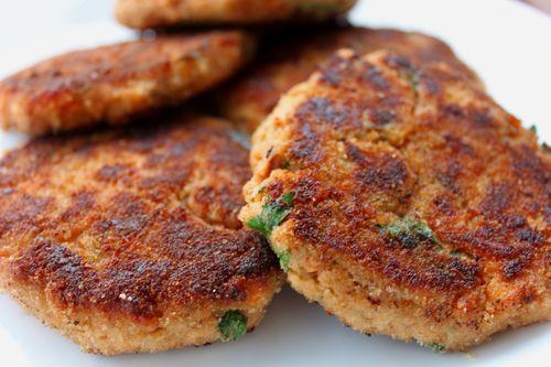 Recipe For Salmon Patties  Easy Salmon Fish Cakes Recipe for Kids