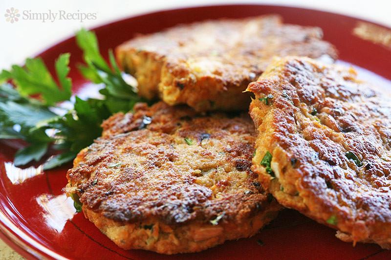 Recipe For Salmon Patties  Salmon Patties Salmon Cakes