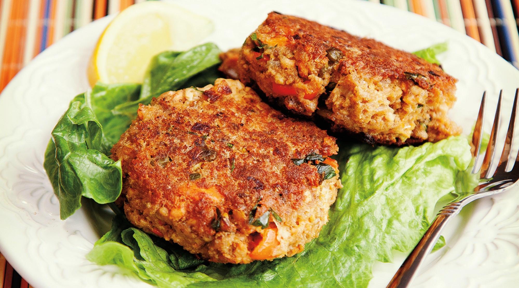 Recipe For Salmon Patties  Salmon Cakes