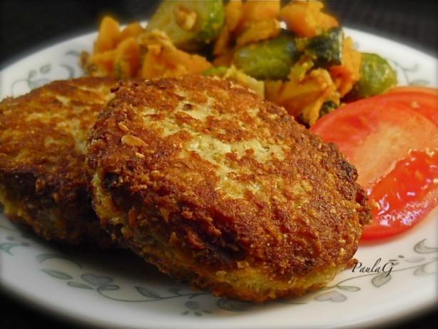Recipe For Salmon Patties  Oatmeal Salmon Patties Recipe Food