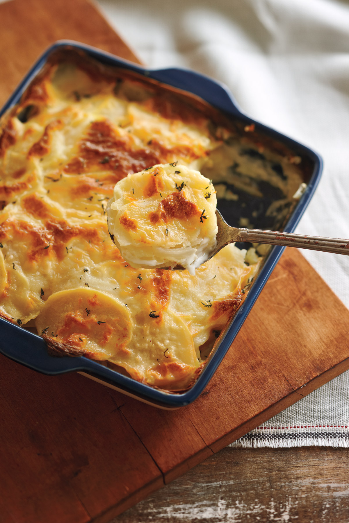 Recipe For Scalloped Potatoes  Classic Scalloped Potatoes