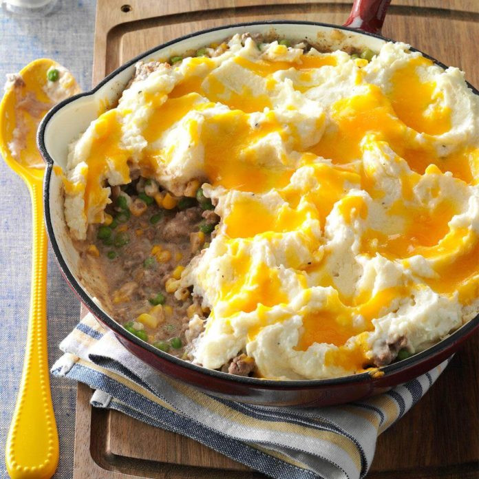 Recipe For Shepherd'S Pie With Ground Beef  22 Ground Beef Skillet Recipes