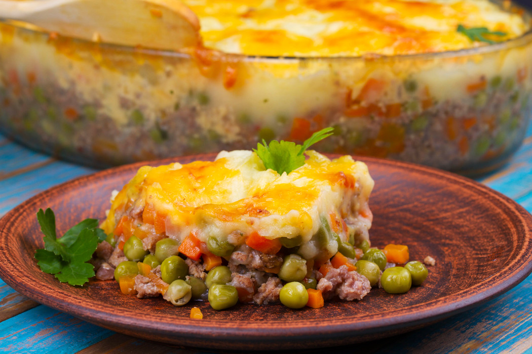 Recipe For Shepherd'S Pie With Ground Beef  Ground Beef Shepherds Pie Recipe