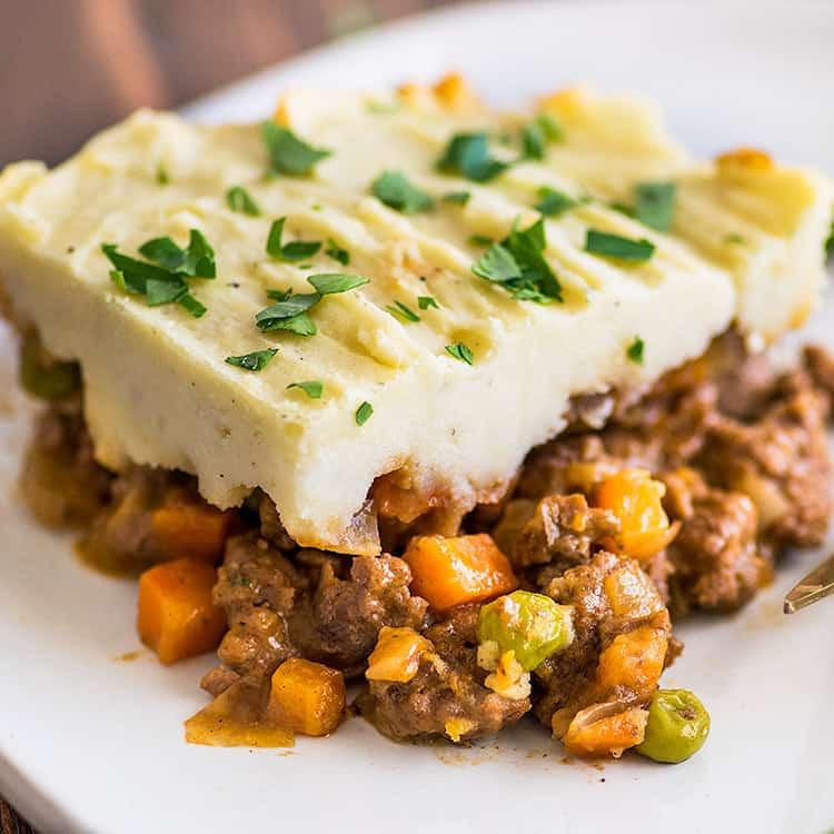 Recipe For Shepherd'S Pie With Ground Beef  shepherd pie recipe ground beef