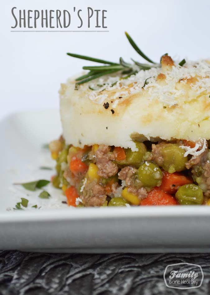 Recipe For Shepherd'S Pie With Ground Beef  Recipe for Irish dish shepherd s pie This casserole uses