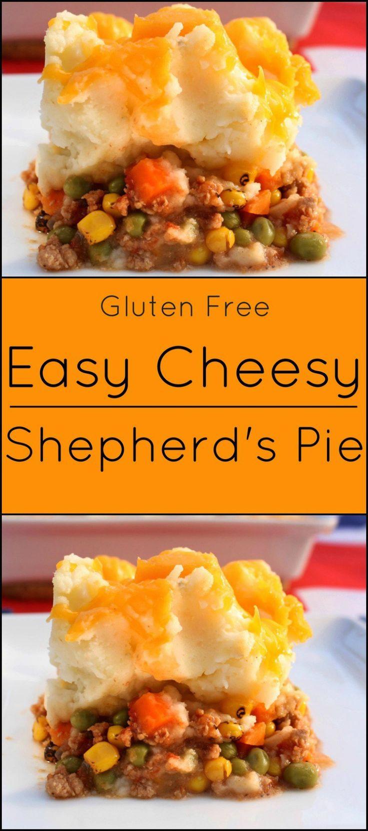 Recipe For Shepherd'S Pie With Ground Beef  Cottage or Shepherd s Pie Recipe