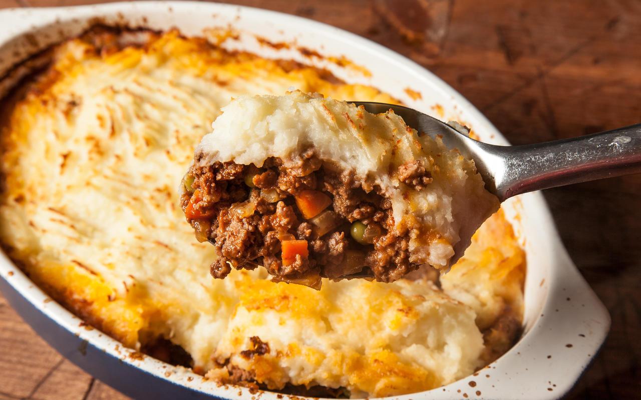 Recipe For Shepherd'S Pie With Ground Beef  Ground Beef Shepherd s Pie Recipe Chowhound