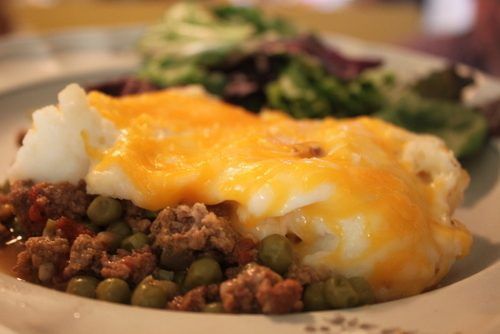 Recipe For Shepherd'S Pie With Ground Beef  Crockpot Beef Shepherds Pie Recipe