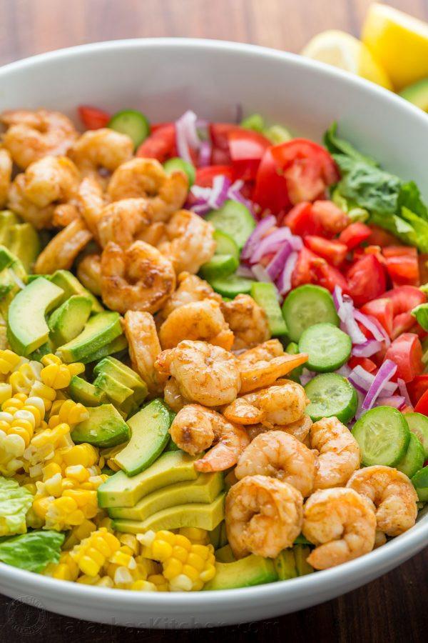 Recipe For Shrimp Salad  healthy shrimp salad recipe