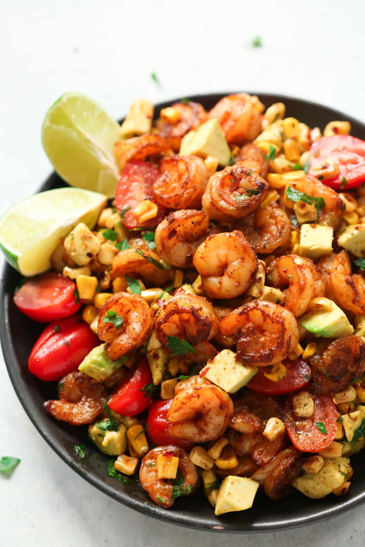 Recipe For Shrimp Salad  Corn Shrimp Salad Recipe Primavera Kitchen