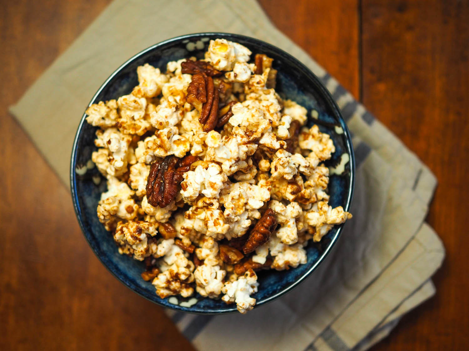 Recipe For Snacks Beyond Butter 7 Popcorn Flavors to Upgrade Your Snacking